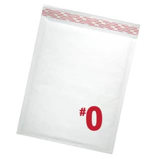 Size #0 Self-seal White Kraft Bubble Mailers Extra Wide|https://ak1.ostkcdn.com/images/products/9535424/P16714148.jpg?impolicy=medium