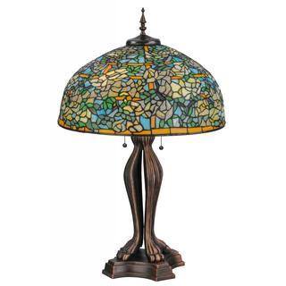 35.5-inch Labernum Trellis Table Lamp