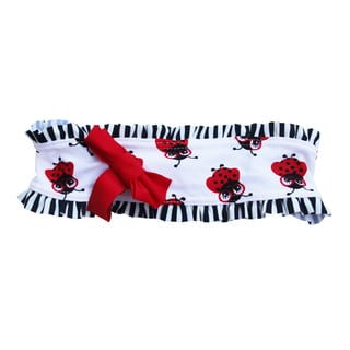 Azul Swimwear Toddler Girl's 'Miss Nerdy Bug' Headband