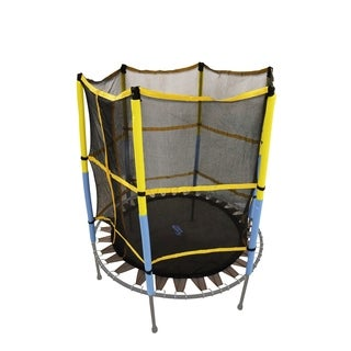 Replacement Jumping Mat with Safety Net for 55-inch Trampoline