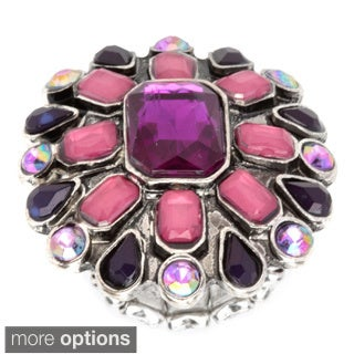 Alexa Starr Jewel Statement Stretch Ring