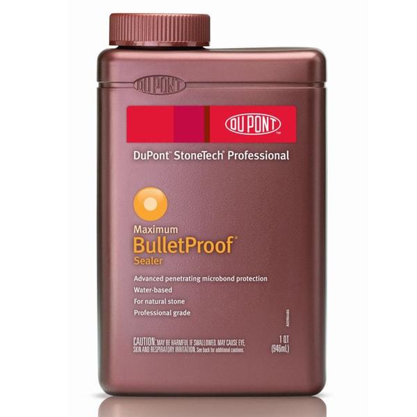 Dupont High Gloss Sealer: Shop DuPont StoneTech 1-quart BulletProof Sealer