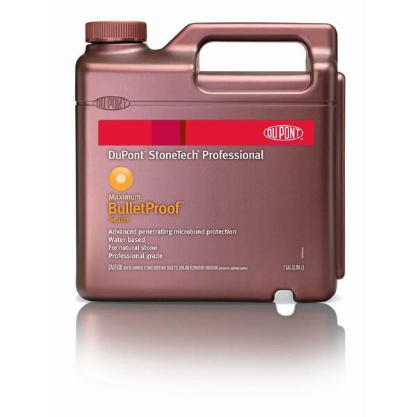 Dupont High Gloss Sealer: Shop DuPont StoneTech 1-gallon BulletProof Sealer