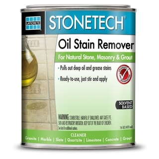 Shop Stonetech 3 Ounce Oil Stain Remover Free Shipping
