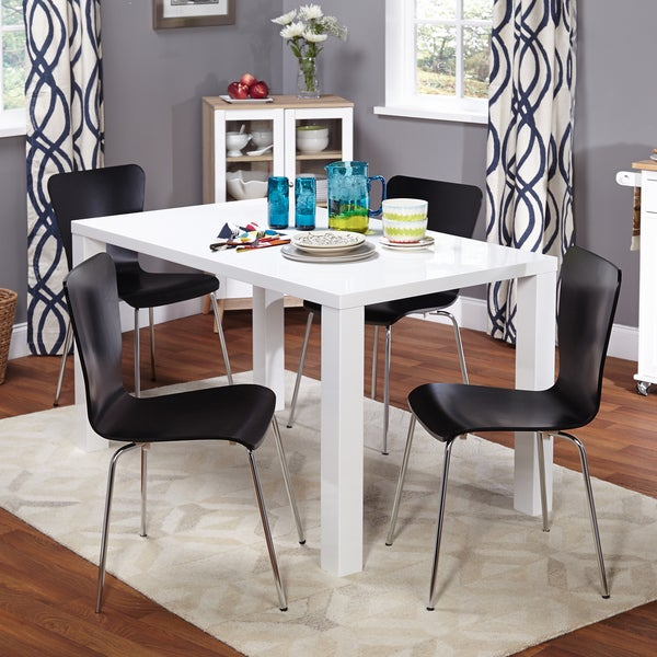 Simple Living 5 Piece Felix Dining Set