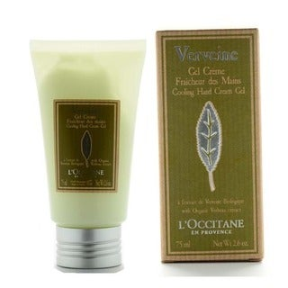 L'Occitane Verveine Cooling 2.6-ounce Hand Cream Gel