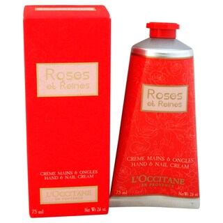 L'Occitane Roses et Reines 2.6-ounce Hand and Nail Cream