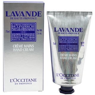 L'Occitane Lavender 2.6-ounce Hand Cream