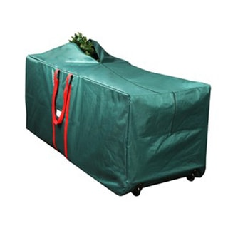 Richards Homewares 58-inch Christmas Tree Wheeled Storage Bag