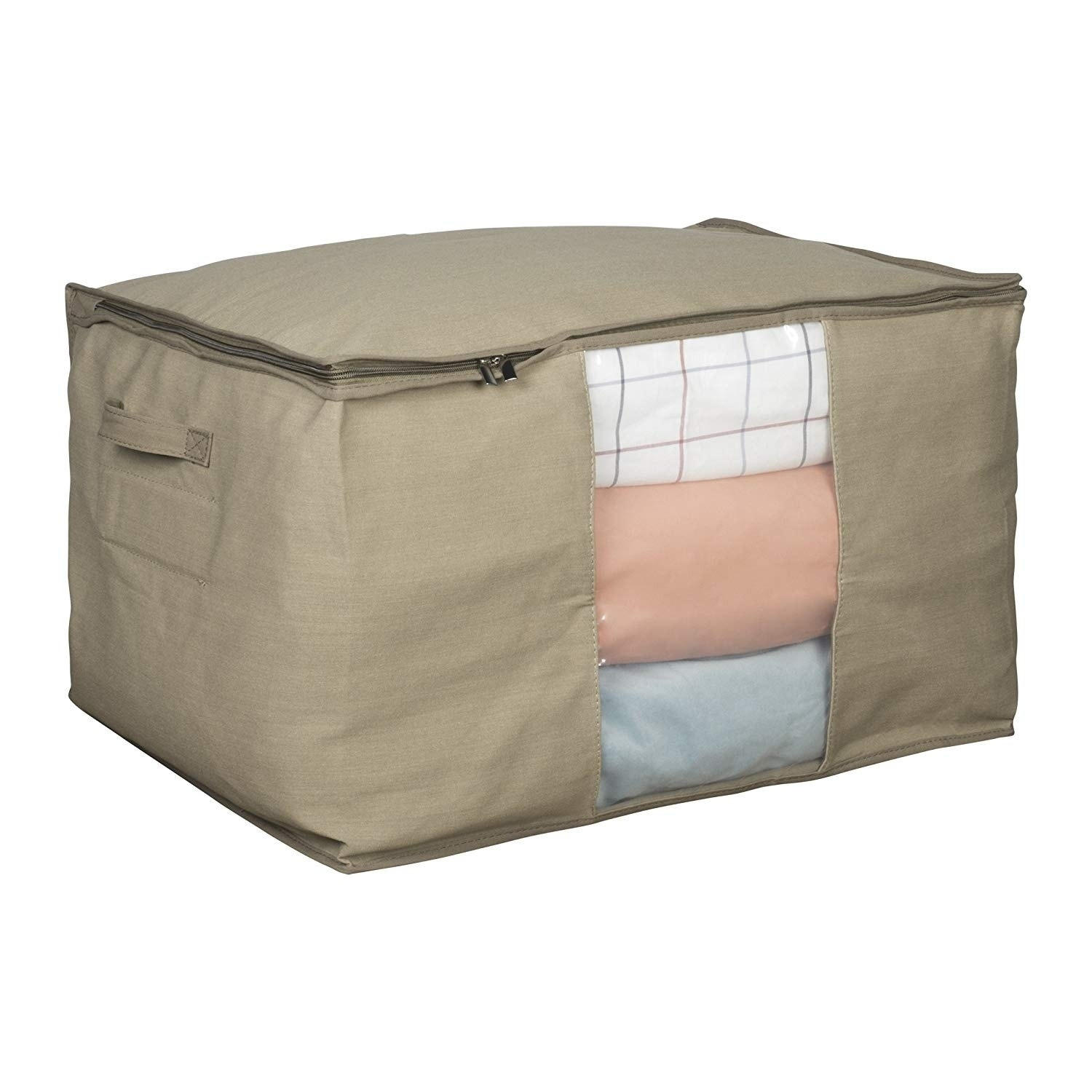 Richards Cedar Storage Insert Bag (Brown) (Canvas)