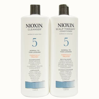 Nioxin System #5 33.8-ounce Duo