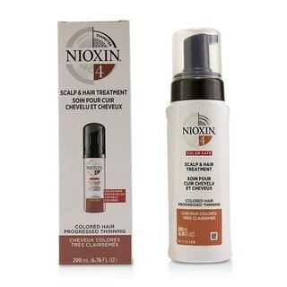 Nioxin System 4 6.76-ounce Scalp Treatment