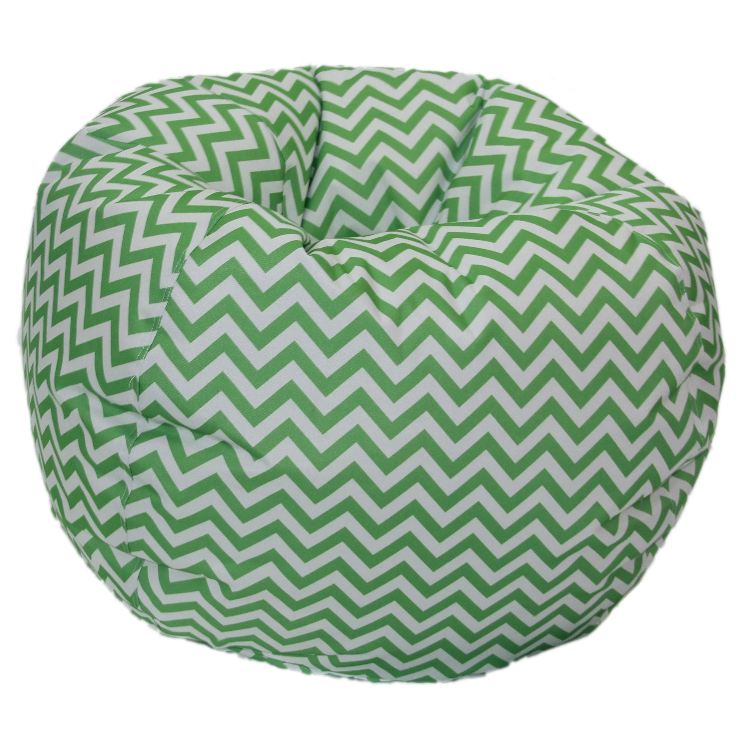 Super Chevron Bean Bag Chair Customarchery Wood Chair Design Ideas Customarcherynet