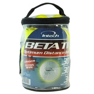 TiTech Beta Ti Golf Balls 30 Pack