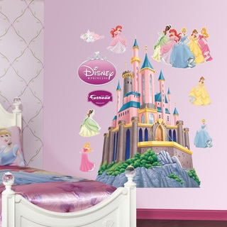 Fathead Disney Princess Castle Wall Decals