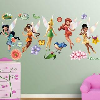 Fathead Disney Fairies Wall Decals