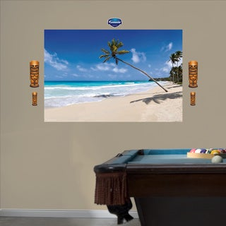 Fathead Tropical Beach Mural Wall Decals