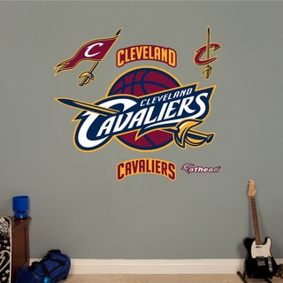Fathead Cleveland Cavaliers Logo Wall Decals