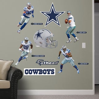 Fathead Dallas Cowboys Power Pack Wall Decals