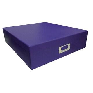 Pioneer Photo Albums Bright Blue Scrapbooking Storage Box (Pack of 6)