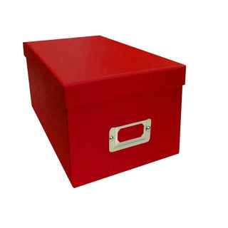 Pioneer Photo Albums Red CD/DVD Storage Box (Set of 6)
