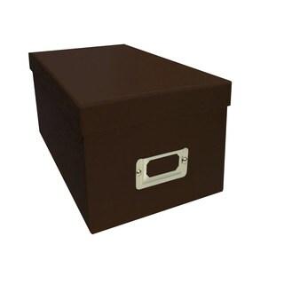 Pioneer Photo Albums Brown CD/DVD Storage Box (Set of 6)
