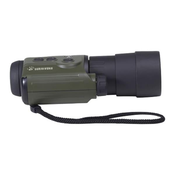 12 Survivors Trace Digital Night Vision Recording Monocular