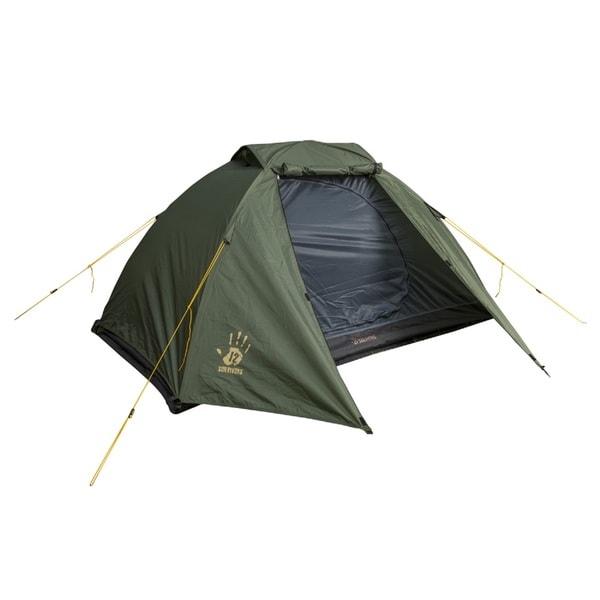 12 Survivors Shire Two Person Tent, Green