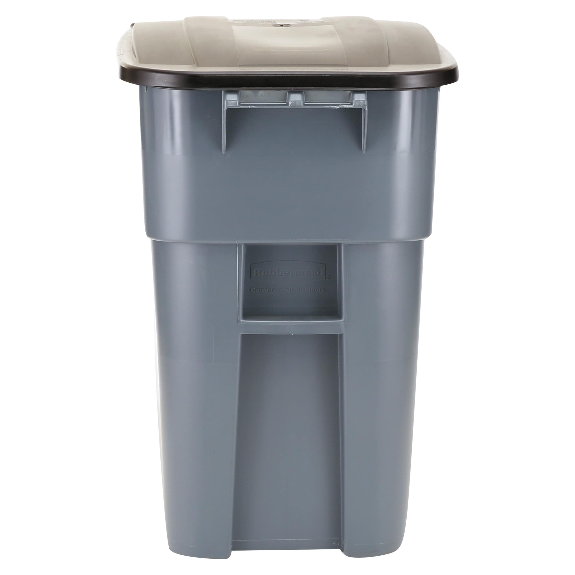 Rubbermaid Commercial Brute Rollout Container (Plastic), ...