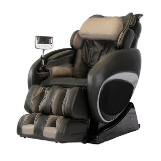 Osaki OS-4000T Massage Chair with Foot Rollers & 1 Free Year Extended Warranty (Option: Black)