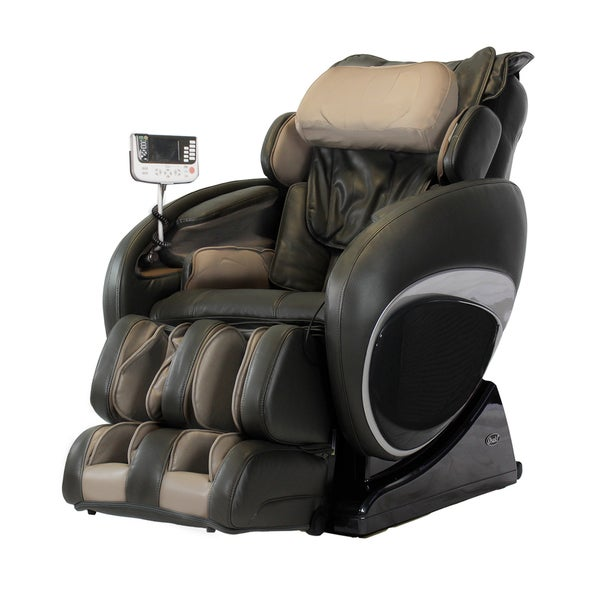 Beau Osaki OS 4000T Massage Chair With Foot Rollers U0026amp; 1 Free Year Extended  Warranty