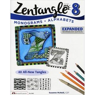 Design Originals-Zentangle 8 Expanded Workbook Edition