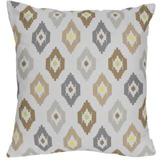 Safari Outback Bedding Set Ikat Throw Pillow