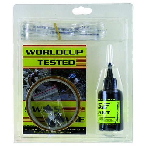 Eclipse World Cup Tubeless Kit