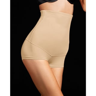 Flexees Fat Free Dressing Hi-waist Boyshort