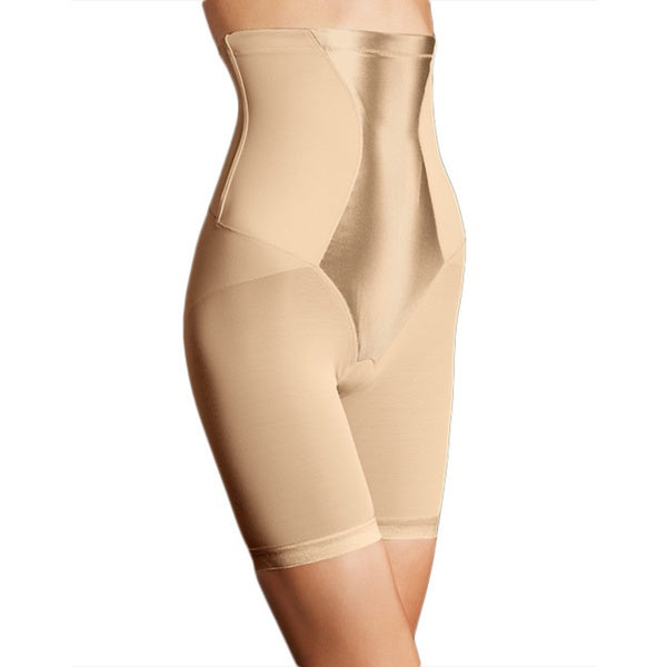b22af211aad74 Shop Flexees Women s Easy-Up High-waist Thigh Slimmer - Free Shipping On  Orders Over  45 - Overstock.com - 9537637