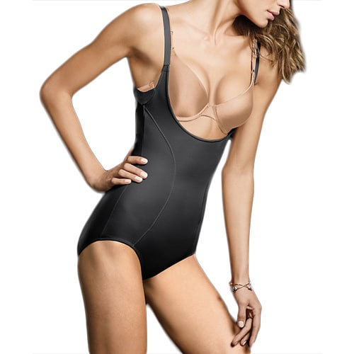 dcc485113c7 Shop Flexees Ultimate Slimmer  Wear Your Own Bra  Torsette Body Briefer -  Free Shipping On Orders Over  45 - Overstock.com - 9537638