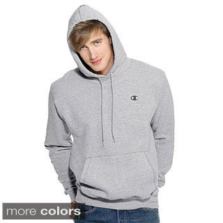 Champion Men's Eco Fleece Pullover Hoodie