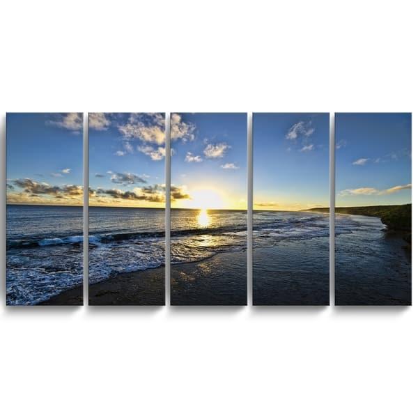 Ready2hangart Day Break Wrapped Canvas Wall Art Set On Sale Overstock 9537660