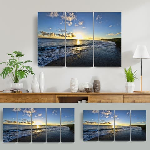 'Day Break' Multi-piece Canvas Wall Art Set