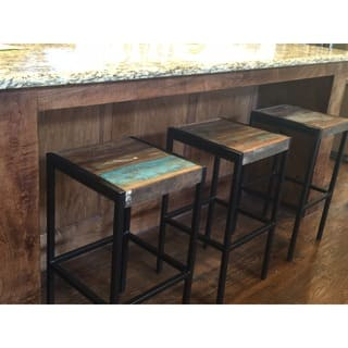 Fabulous Buy India Counter Bar Stools Online At Overstock Our Ibusinesslaw Wood Chair Design Ideas Ibusinesslaworg