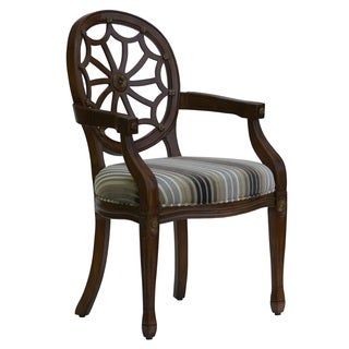 Lancaster Spider Back Chair by Greyson Living