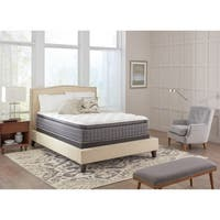 Spring Air Premium Collection Noelle Pillow Top Queen-size Mattress Set - WHITE