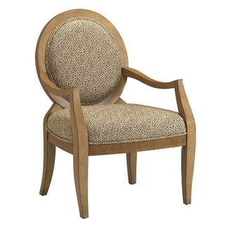 Monaco Round Back Accent Chair by Greyson Living