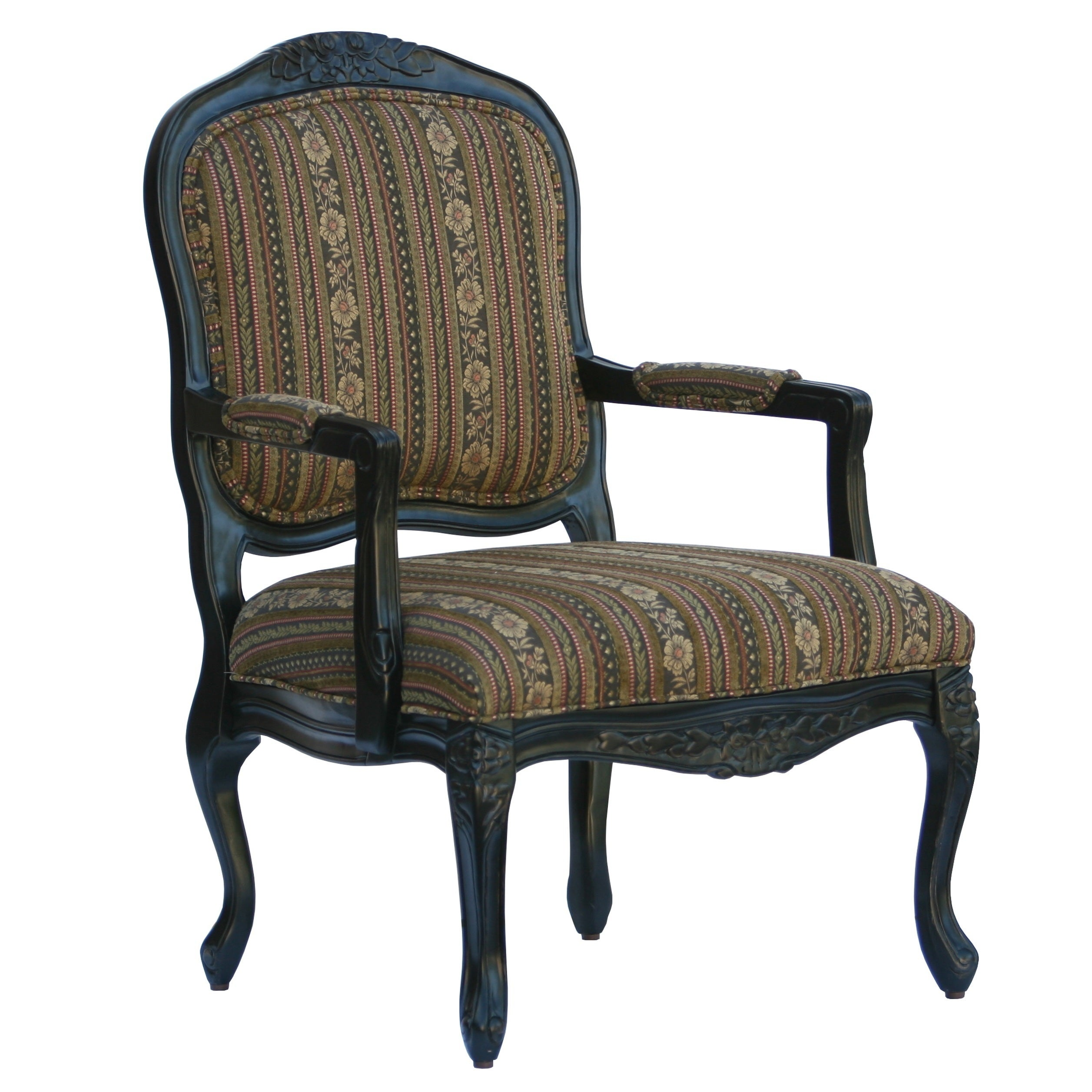 Solace Accent Chair by Greyson Living (Solace Chair), Bla...