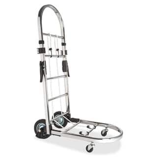 Shop Conair Travel Smart Ts36 Purple Folding Luggage Cart Free Shipping On Orders Over 45