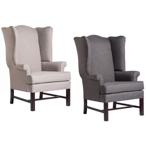 Treviso Wing Back Accent Chair by Greyson Living - See Product Description - See Product Description