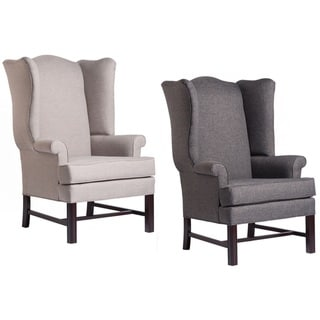 Shop Muriel Wingback Accent Chair By Greyson Living