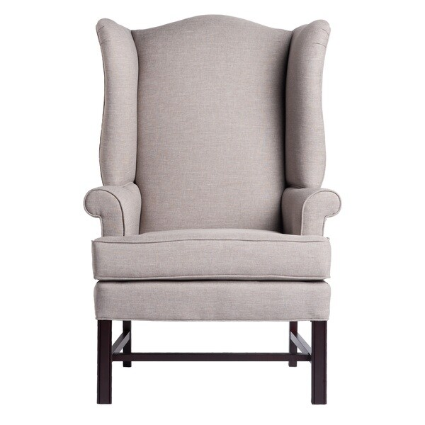 Treviso Wing Back Accent Chair By Greyson Living   Free Shipping Today    Overstock.com   16717414