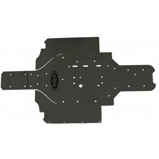 SSS Off Road Can Am Commander UHMW Skid Plate Underbody